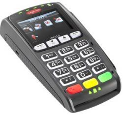 Telium IPP350 Pin Pad/Credit Card Reader R4 ISP