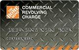 Home Depot Commercial Revolving Charge into QuickBooks
